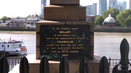 Bellot Memorial