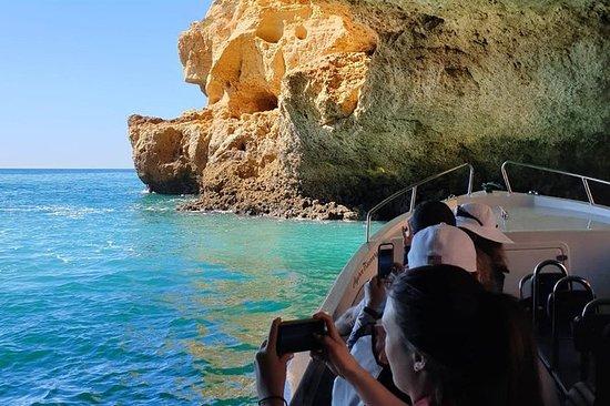 Recorrido por la costa del Algarve...
