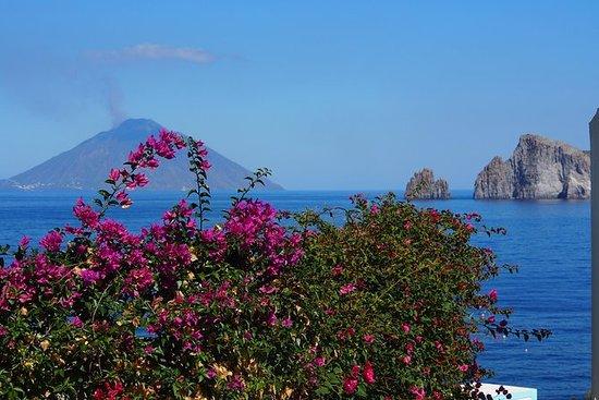 Islas Eolias: Panarea y Stromboli...