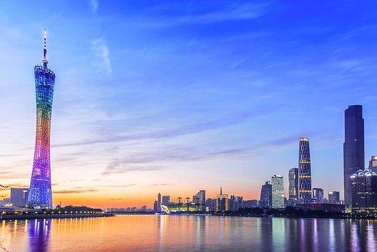 Excursión privada a Guangzhou: Torre...