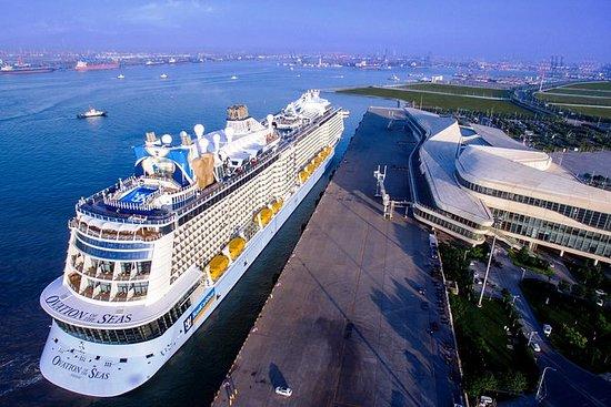 Tianjin Port Ankomst Transfer till ...