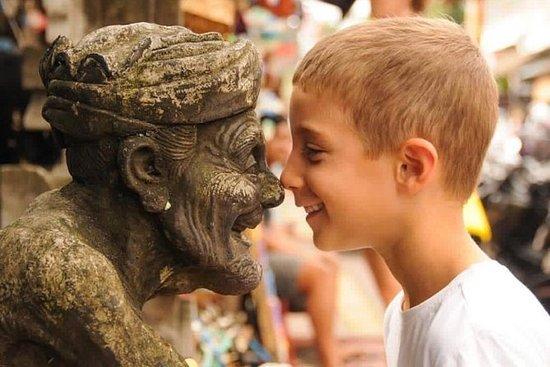 Privat Allt om Ubud Bali Tour