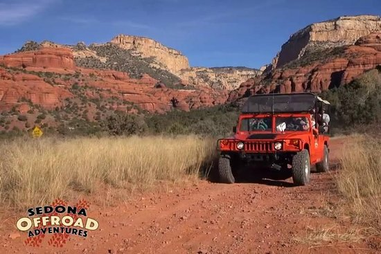 Sedona Off-Road Adventures Hummer Tours