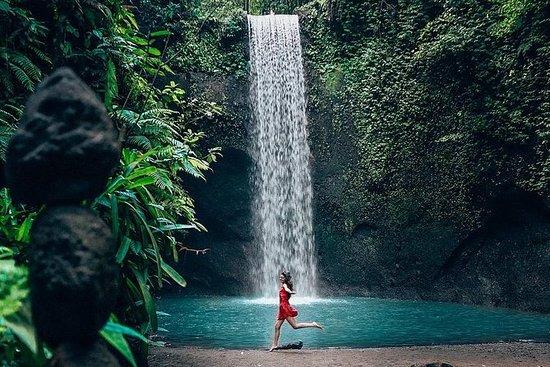 Private Bali Waterfalls Tour: Kanto...