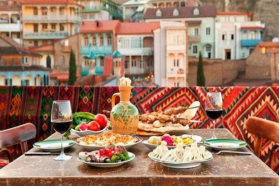 Traditionelle Küche Tour