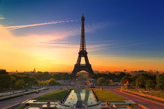 Sunset Fast Track Audio Guided Eiffel ...