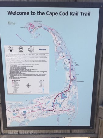 Cape Cod Rail Trail - 2019 All You Need to Know BEFORE You Go (with Cape Cod Rail Trail Map on