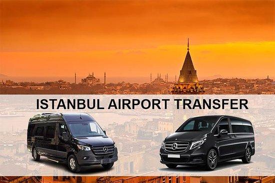 新的伊斯坦布尔机场接送到塔克西姆酒店