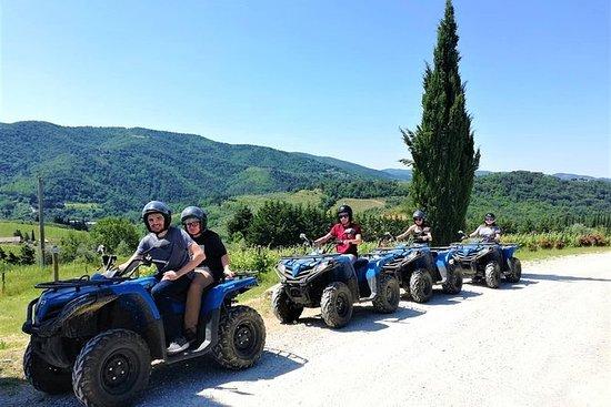 Quad Tour ATV Abenteuer im Chianti...