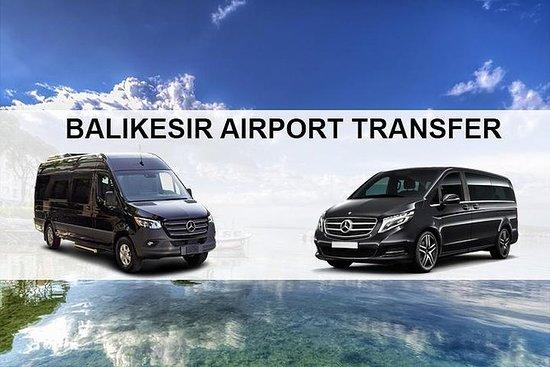 Balikesir Airport Transfers to Balikesir Edremit Hotels