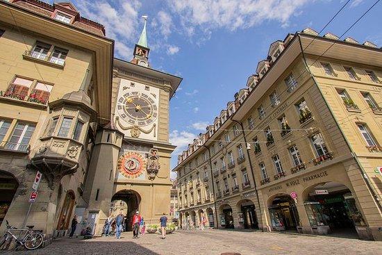 1 timers privat spasertur i Bern