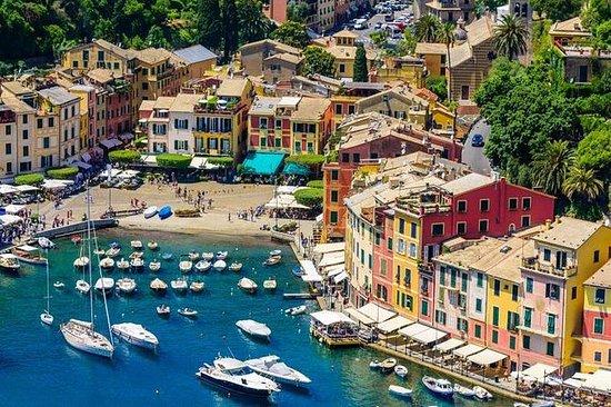 Utforsk Camogli og Portofino