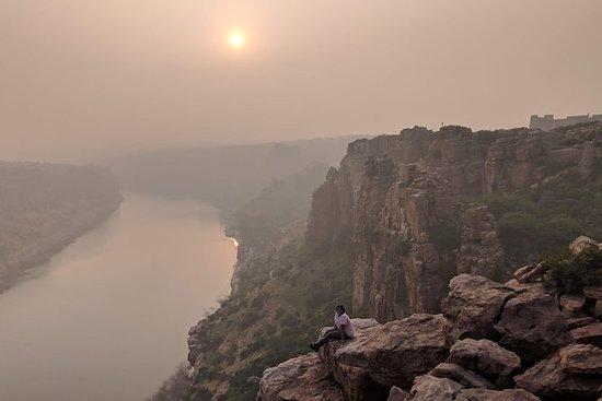 Viaggio a Belum Caves e Gandikota