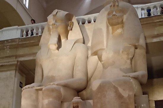 Private 5daysでカイロ、ピラミッド、アレクサンドリア、シワオアシ…