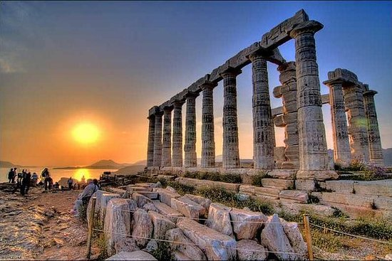 Cape Sounion - Attica Riviera Tour
