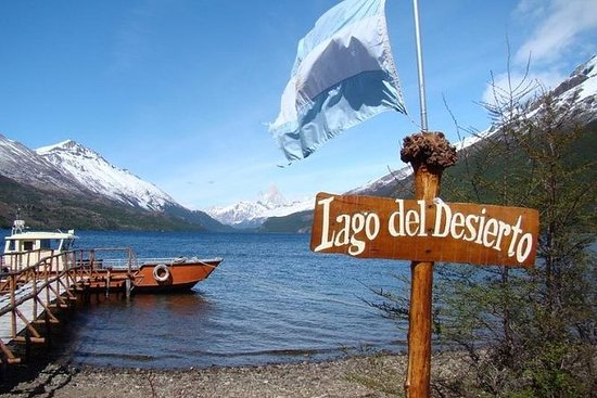 LAGO DEL DESIERTO: Full Immersion