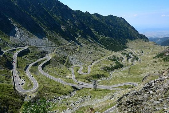 Tour de un día en Transfagarasan...