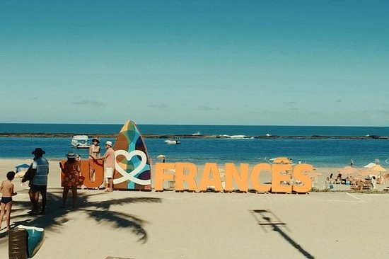 Bytur Maceió med Praia do Francês av...
