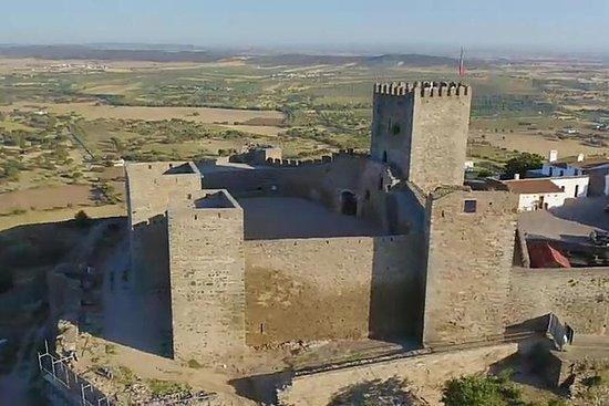 Monsaraz en de Route van de kastelen ...