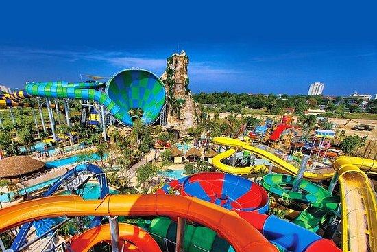 Hua Hin Amazing Water Jungle Theme Park: Vana Nava Water Jungle, Hua Hin