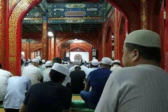 3 días de gira por los musulmanes de...