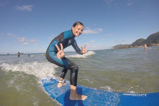 Cours de surf en Cantabrie