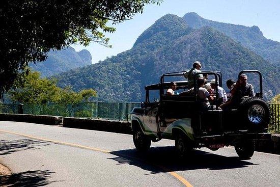 Jeep Tour: Corcovado med Floresta da Tijuca och Santa Teresa i Rio De Janeiro: Jeep Tour: Corcovado with Floresta da Tijuca and Santa Teresa in Rio De Janeiro