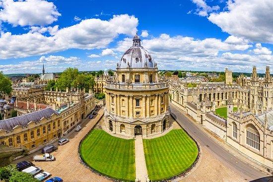 OXFORD & WINDSOR - Tour diurno da