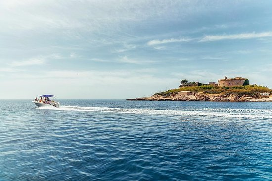 Speedboat Tour: Herceg Novi - Mamula - Blue Cave - Submarine Tunnels ( 1h 10m )