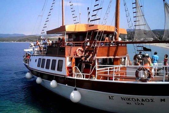 Toroneos Cruise from Port of Neos Marmaras: Toroneos Cruise-Pefkohori