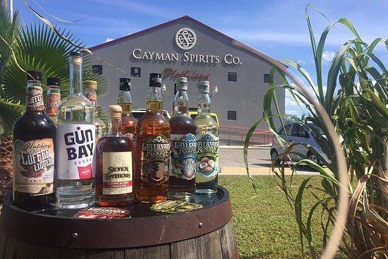 Cayman Spirits Co.酿酒厂之旅(仅限旅游通行证)