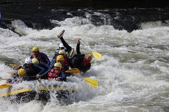 Dunkeld White Water Rafting River Tay