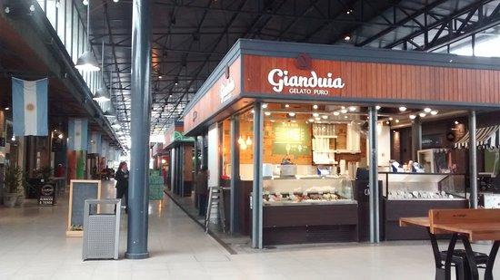 Mercado del Patio: Gianduia