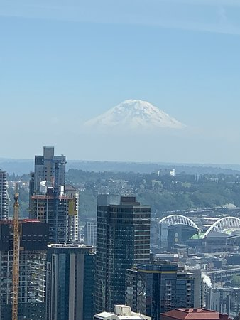 Skip the Line: Seattle Space Needle Observation Deck Admission Ticket: View