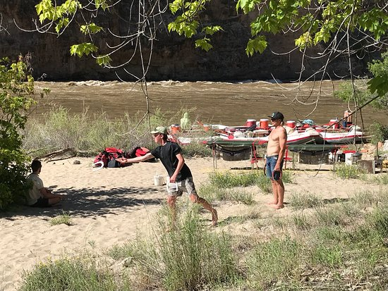 Holiday River Expeditions Utah River Rafting Vernal