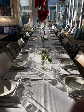 Mykies By The Bay:   Private function Exclusive use