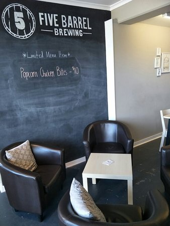 Five Barrel Brewing
