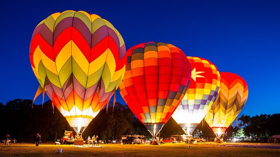 Bollon, Australia: pamukkale balon