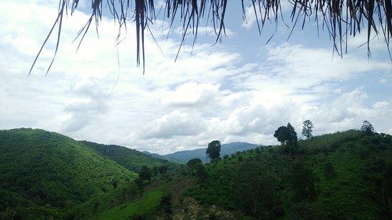 Beautiful view.