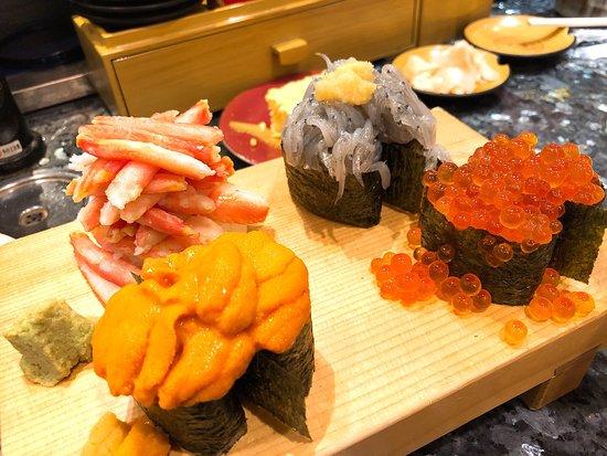 寿司 回転 近く の