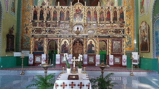Cerkiew greckokatolicka pw. Przemienienia Panskiego