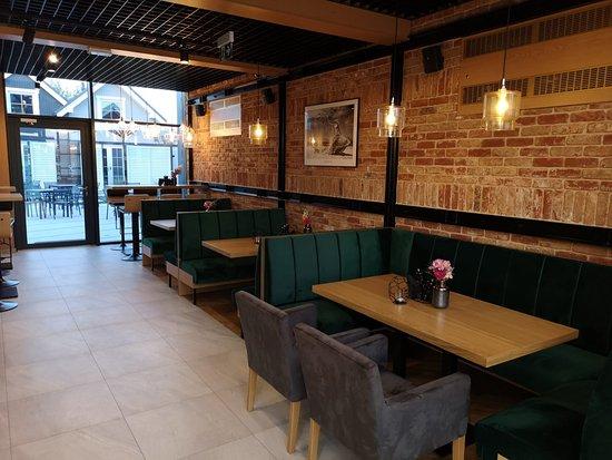 Scandi Restaurant: Nasze loże - dolna kondygnacja