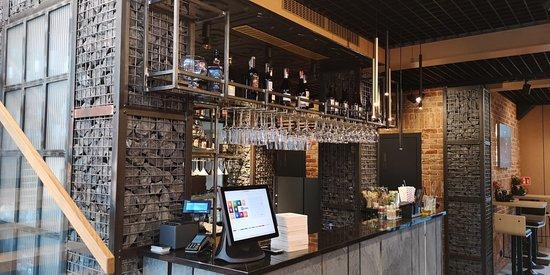 Scandi Restaurant: Bar na każdą okazję.