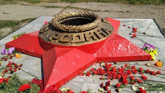 Памятник Каслинцам, погибшим на фронтах Великой Отечественной войны, Касли.