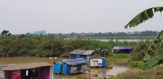 Bicyle tour of Hanoi and Long Bien