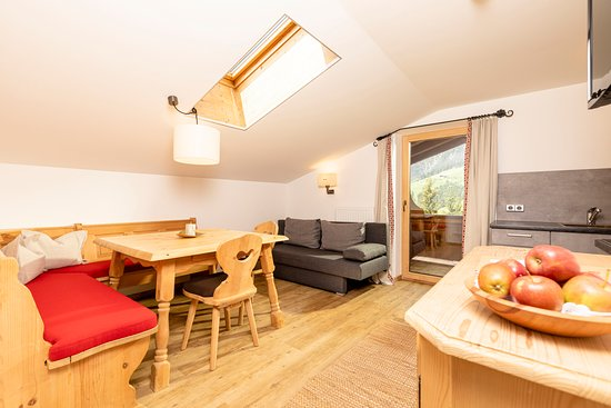 6 new apartements at the Bergwald in Alpbach await you. In typical Alpbach style, well equipped with kitchen, nice and comfortable.  We are looking forward to welcome you here at the Bergwald in Alpbach Family Moser PS Book direct on our website bergwald c o m