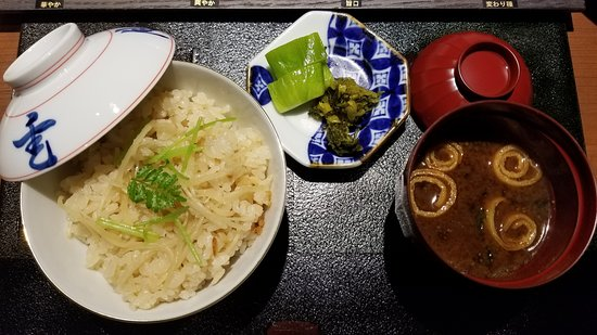 Uwanosora: 松コース(7900円)