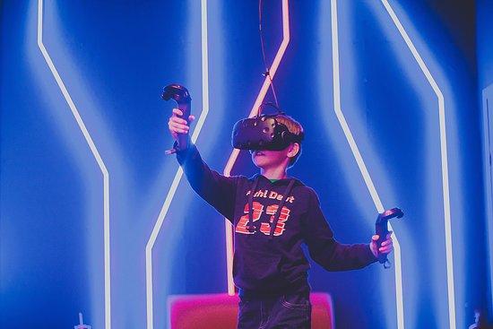 AVR - Virtual Reality Club