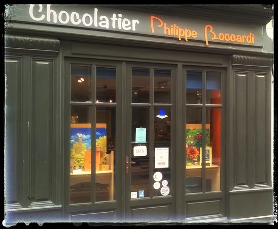 Philippe Boccardi, Artisan Chocolatier