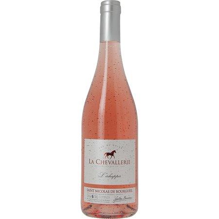 Rosé sec 100% cabernet franc, l'incontournable de l'été.